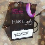 Primeiro dia na 9ª Hair Brasilia and Beauty 2018